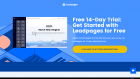 14 day free trial Lead Pages First Time Ever